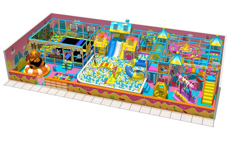 start your indoor playground