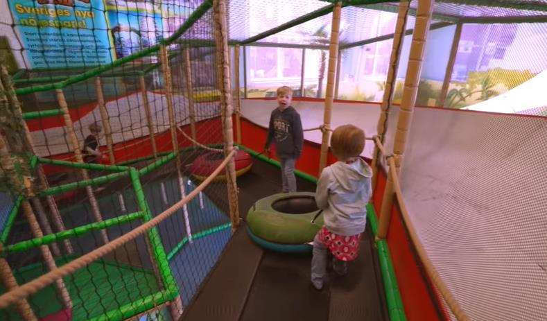 Advice for designing an indoor playground